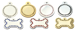 Champion Dog ID Tag Range