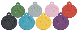 Merit Dog ID Tag Range