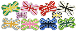 Multi Coloured Union Jacks