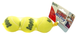 Kong Air Squeker Tennis Ball 3 Regular Pack