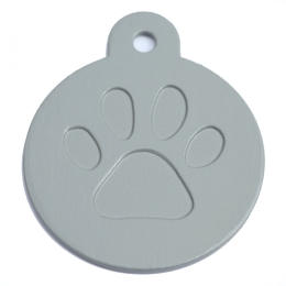 Wholesale Happy Dog Disc Dog ID Tag