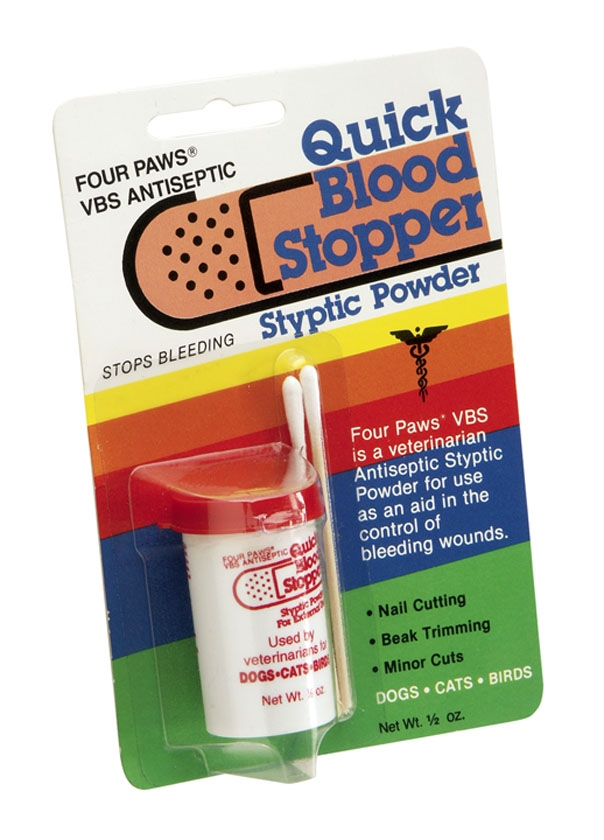 75957dc09e33 Four Paws Antiseptic Quick Blood Stopper 0.5