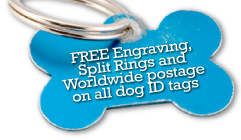 Shop for Dog Tags