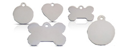 Wholesale Stainless Steel Dog ID Range